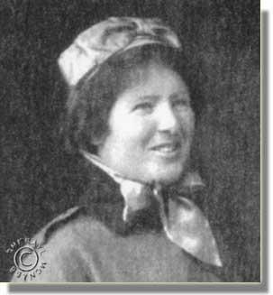 Nurse Mary Gorman