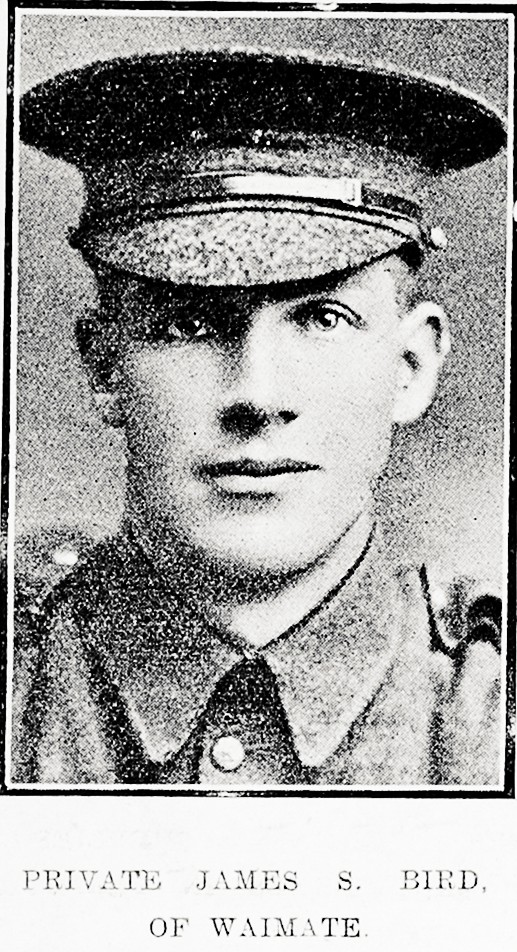 Private James Samuel Bird