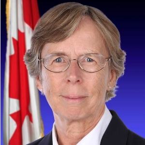 Kathy Fox, Chair of the Transportation Safety Board of Canada