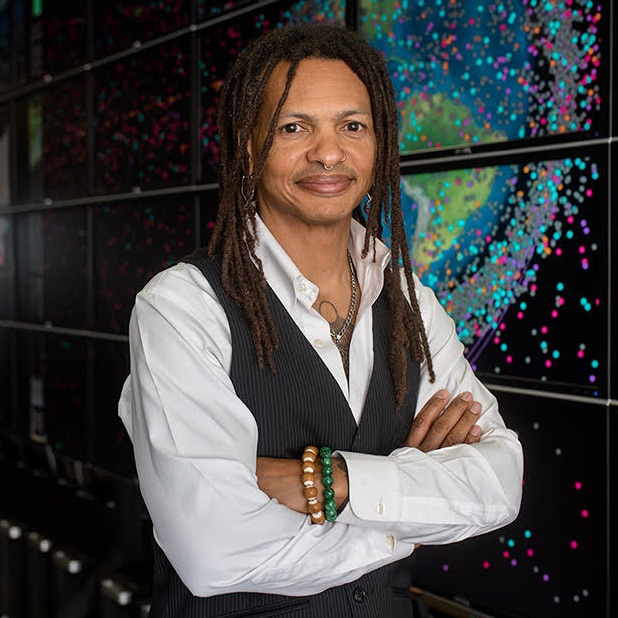 Moriba Jah, Professor at the University of Texas at Austin and Expert on Space Debris
