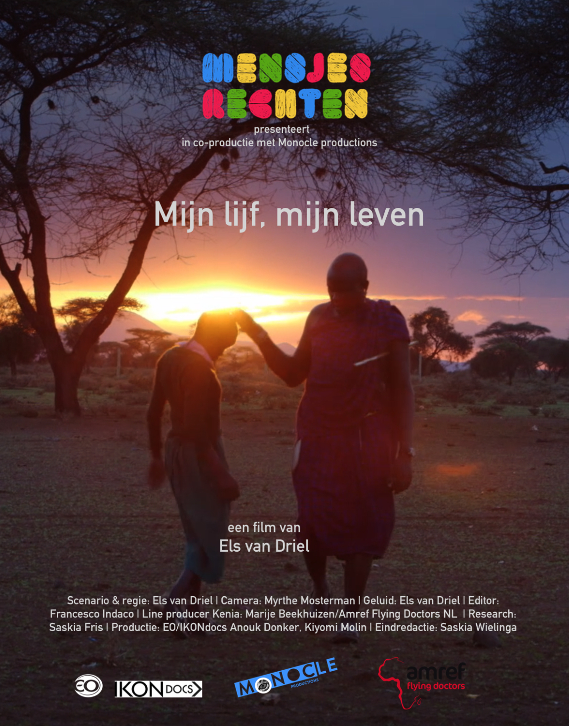 My Body, My Life    According to the tradition of the Masai tribe in Kenya, Sabina has to be circumcised when she turns 12 years-old. This practice still prevails...  Read More