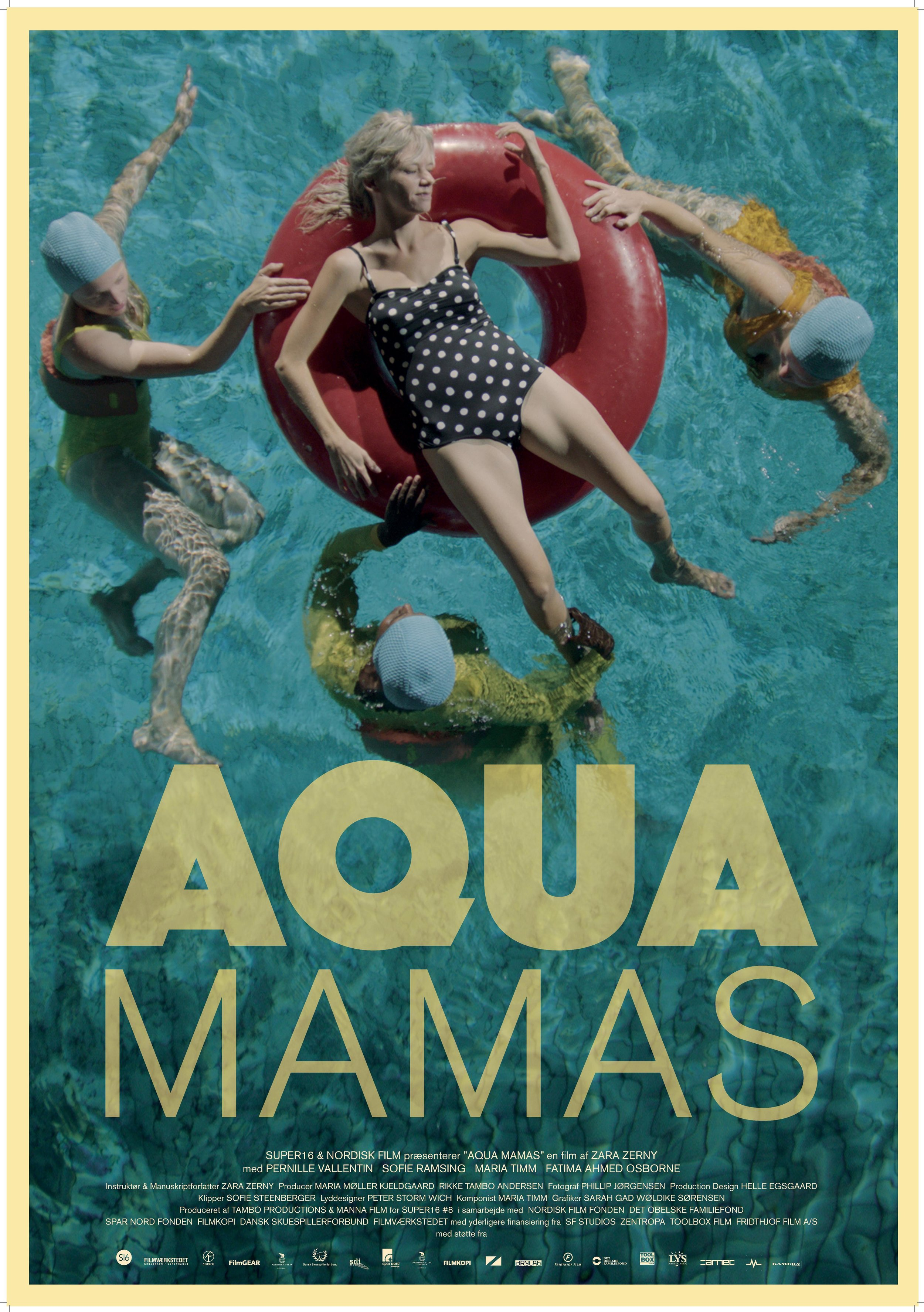 Aqua Mamas    Pernille is pregnant and filled with joyful expectations to her new life as a mother. But when her son arrives her world is turned upside-down...  Read More