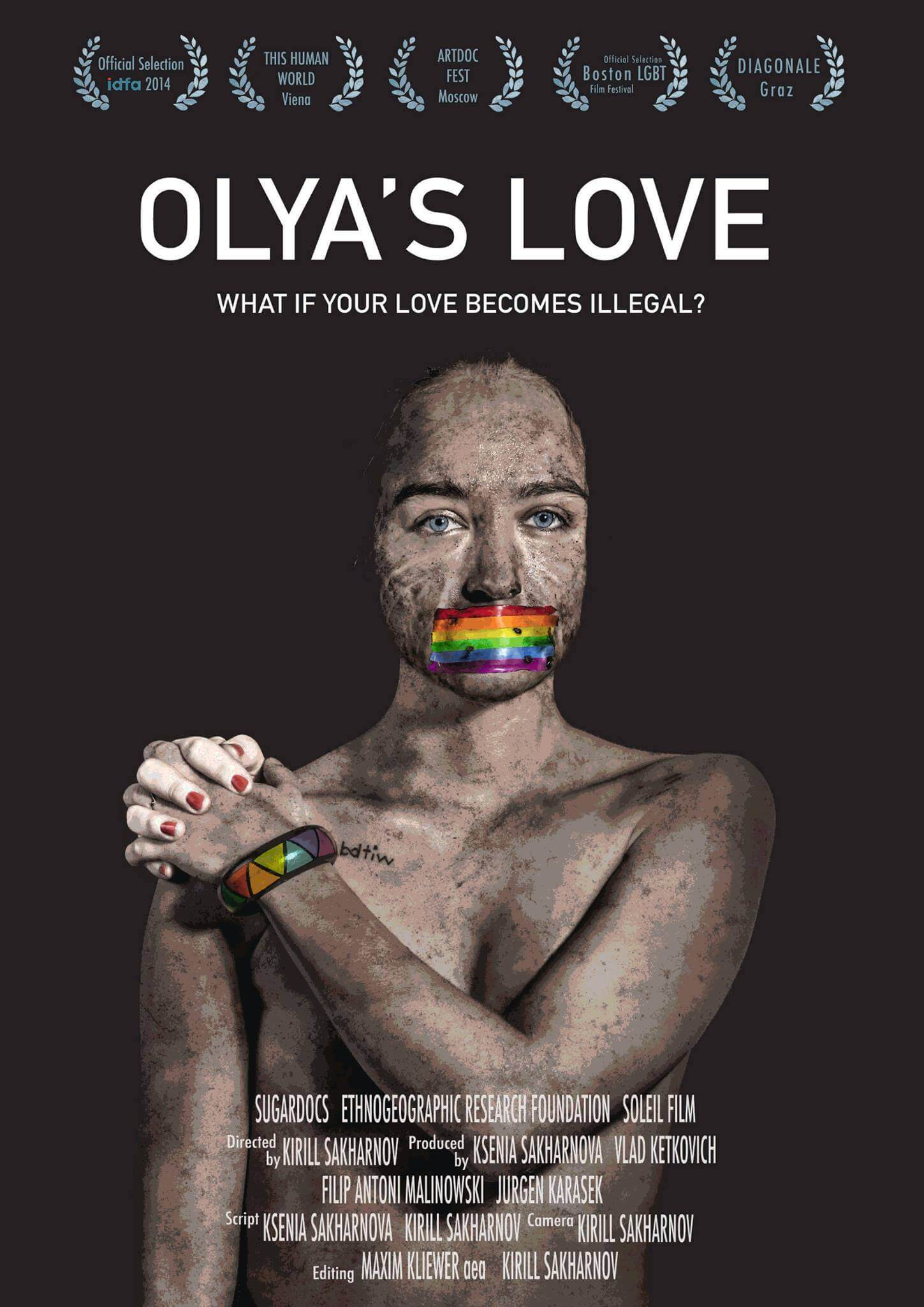 Olya's Love     Olya's Love  is a documentary that follows a young Russian lesbian couple. Olya is a strong member of the Russian LGBT activist community, but her partner...  Read More