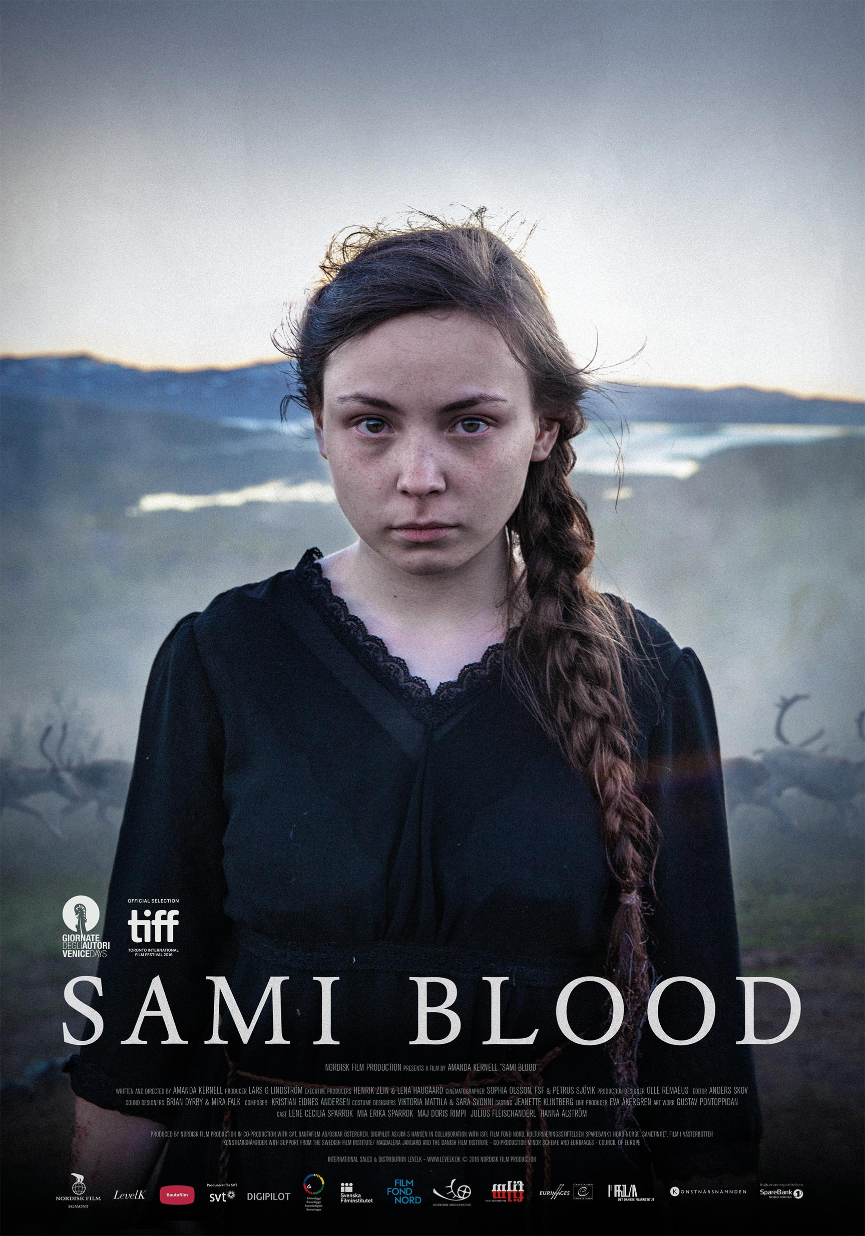 Sami Blood    Elle Marja, 14, is a reindeer-breeding Sámi girl. Exposed to the racism of the 1930's and race biology examinations at her boarding school...  Read More