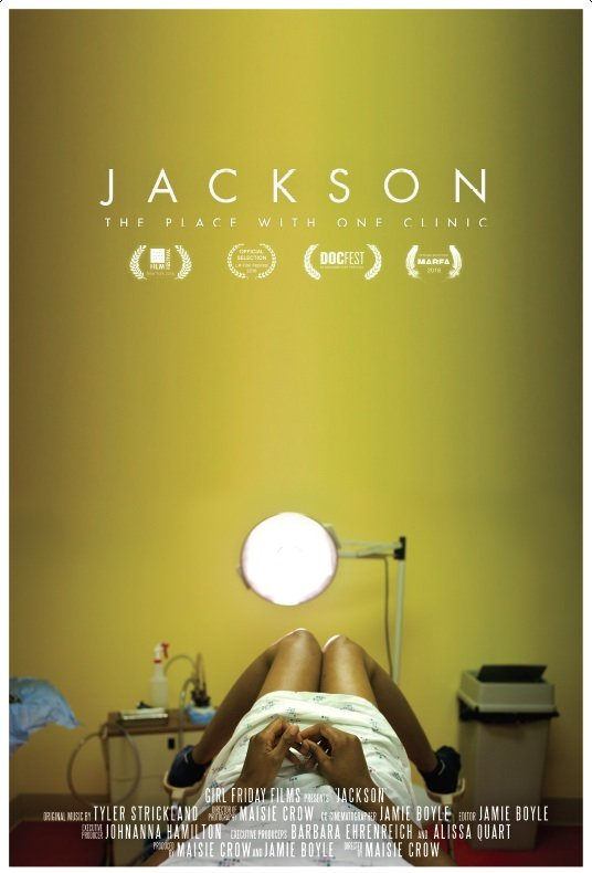 Jackson    The last abortion clinic in Mississippi faces daily protests against its activities by Catholic pressure groups as well as citizens. This documentary follows the stories of 3 women with different stances on abortion...   Read More