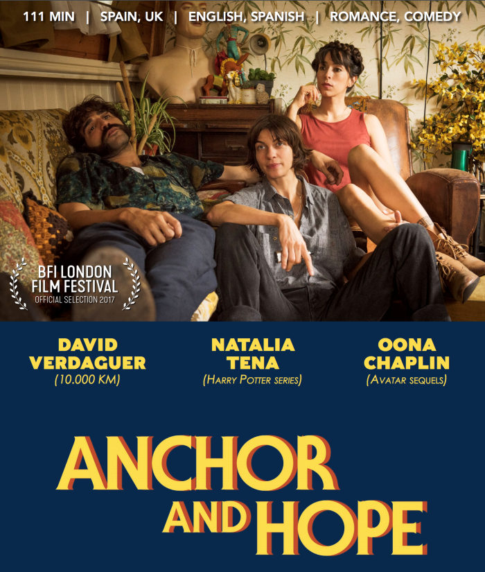 Anchor and Hope    Eva, Kat and Roger have been friends since their student years back in Barcelona. Now separated, they all look back with nostalgia at the little family they created. Eva and Kat's humble but carefree existence on their boat…   Read More