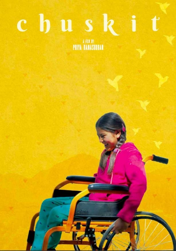Chuskit    To chase her dream of going to school in her remote Himalayan village, a feisty paraplegic girl locks horns with her tradition-bound grandfather...   Read More