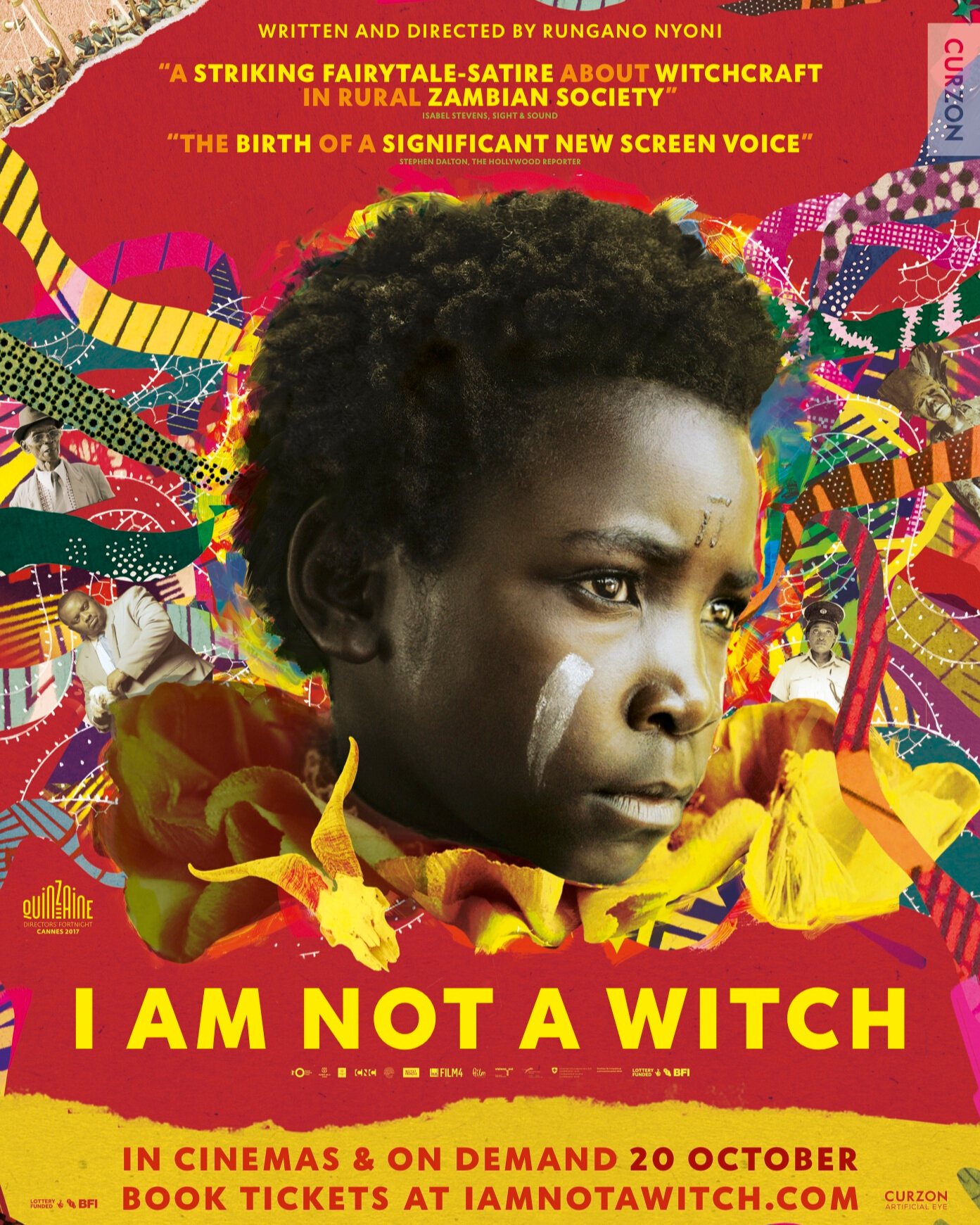 I Am Not A Witch - @Goethe Institute