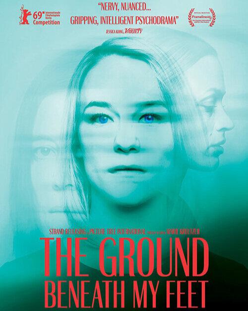 The Ground Beneath my feet - @Goethe Institute