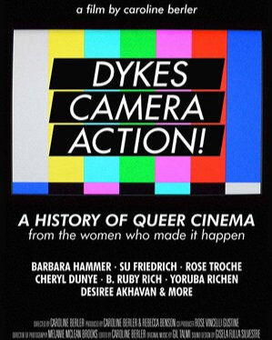 Dykes, Camera, Action! - @Beijing American Centre