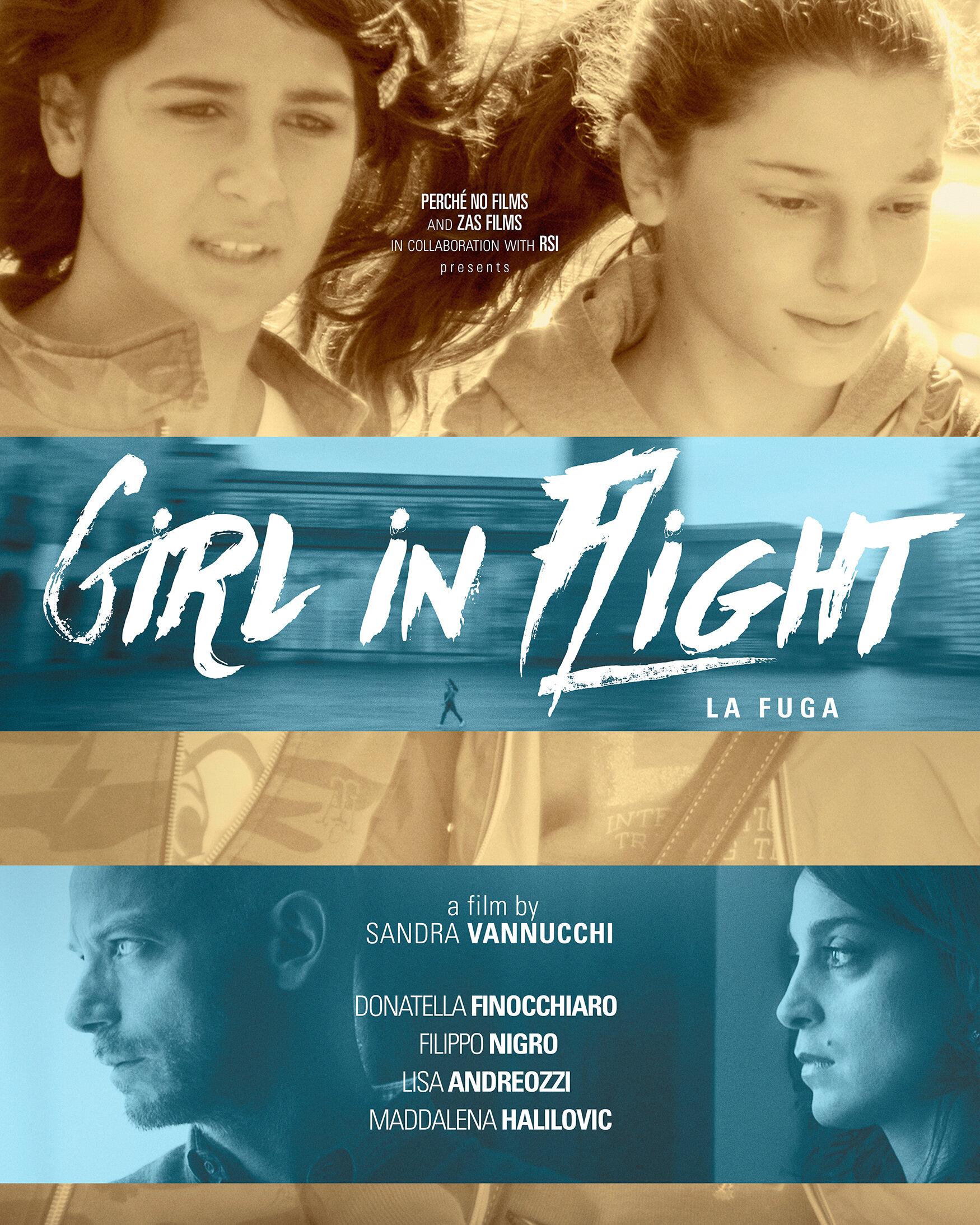 Girl In Flight - @Estonian Embassy