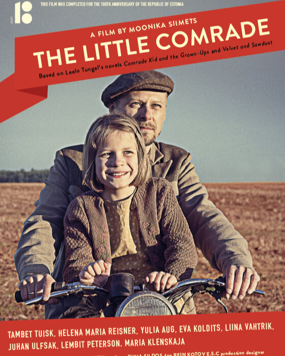 The little comrade - @Estonian Embassy