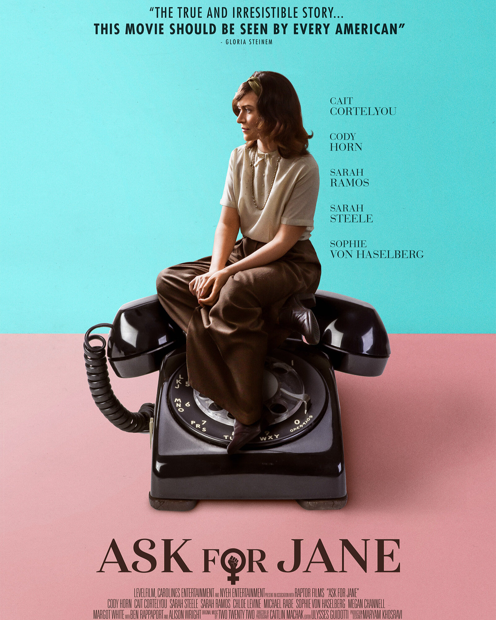 Ask For Jane -