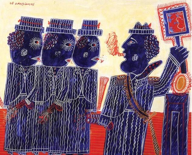 Αλέκος Φασιανός-Βαγγέλης Χρόνης | 30 χρόνια φιλίας: Ζωγραφική και ποίηση. . μην χάσετε την έκθεση - έως 29 Σεπτεμβρίου στο @theocharakis_foundation