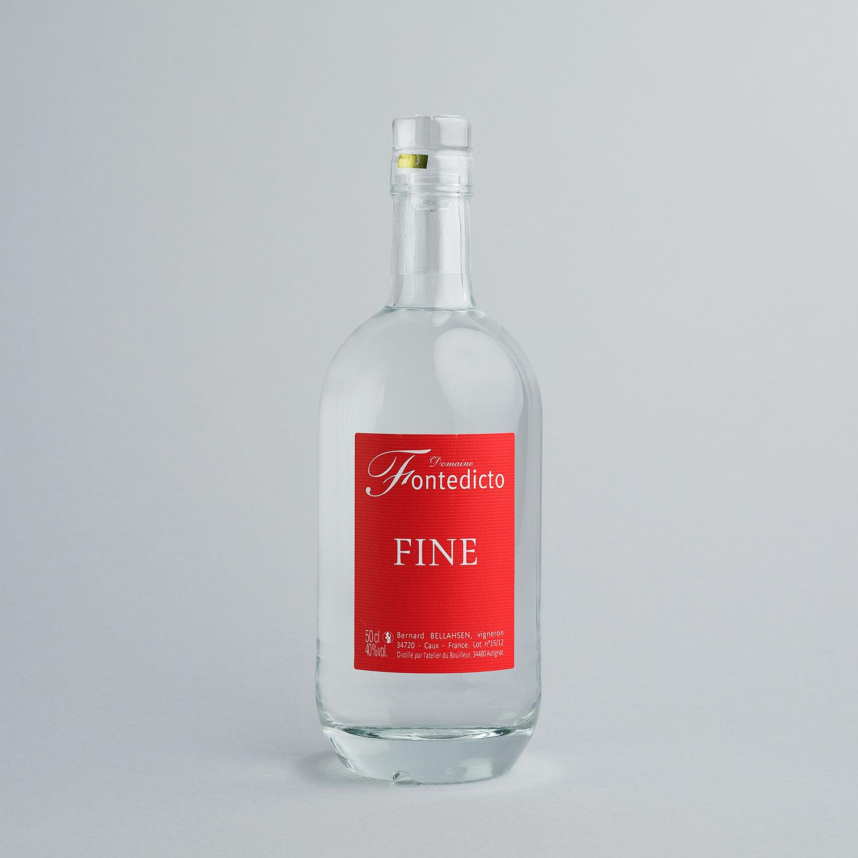 Fine 50cl   Viinitisle 40%   62€