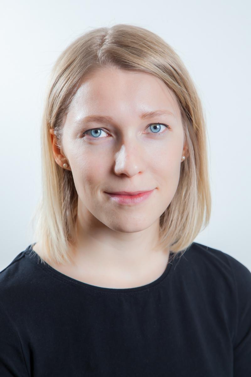 Sarianna Mikkonen    Account Manager, OP Oulu