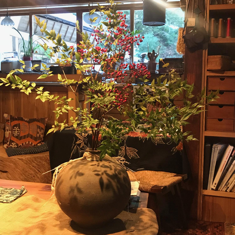 Fujino farmhouse - creative room