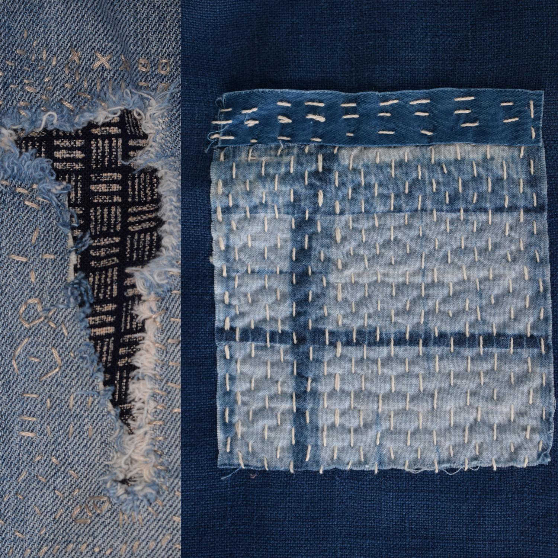 Boro stitching -