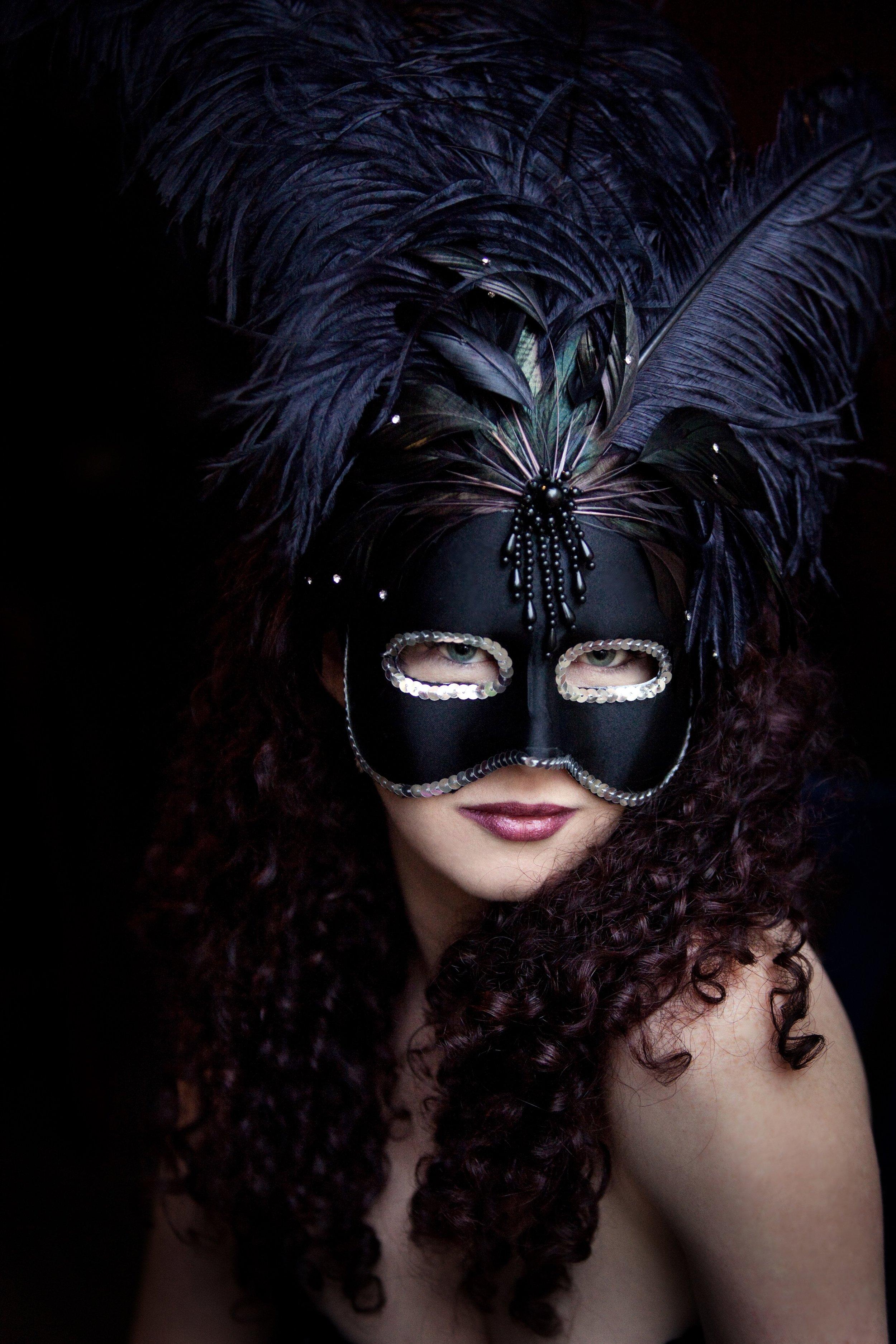 Anne O Nomis in mask.jpg