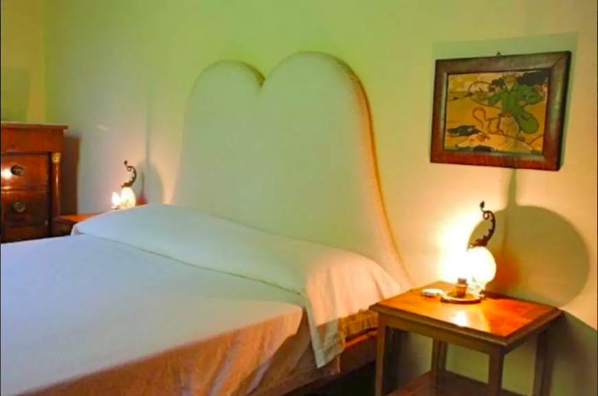 Villa Domme room with double bed