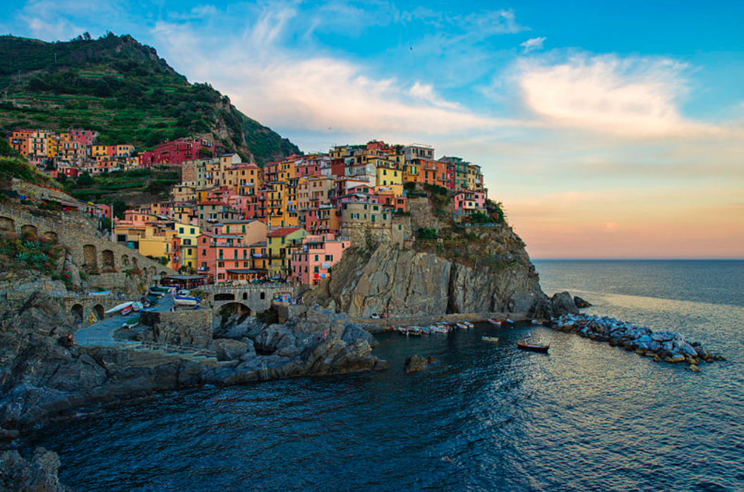 "Overnight trip to Cinque Terre - with hiking in the famed ""five villages"""