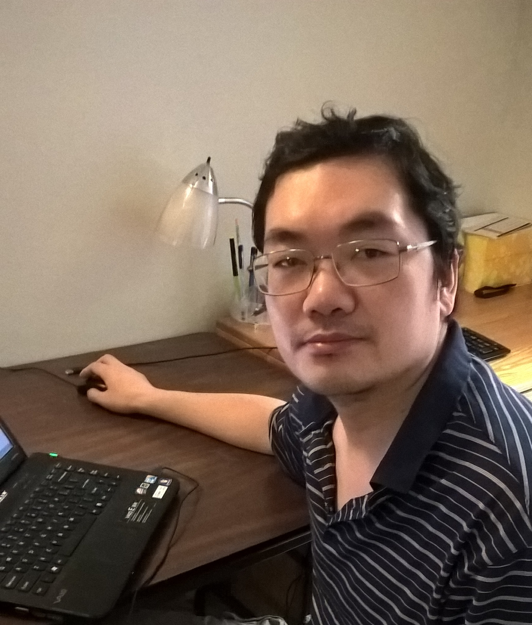 Dajun Sang, Post Doc