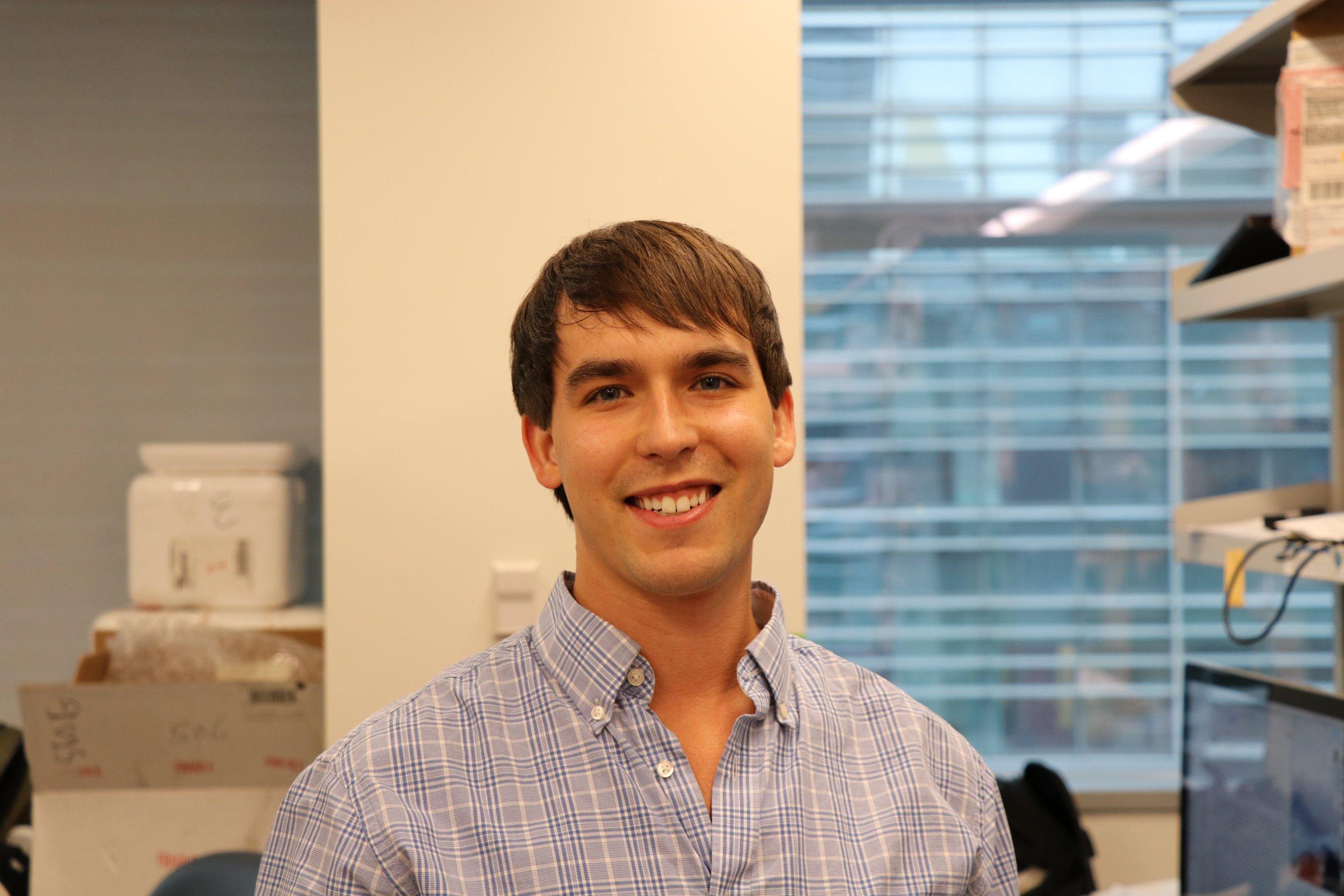Greg Brittingham, Graduate Student