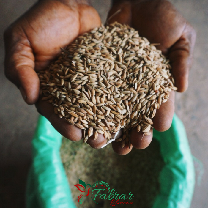 Fabar Red Country Rice Liberia Hands Fabio Lavelanet Agriculture Bags Processing Mill.png