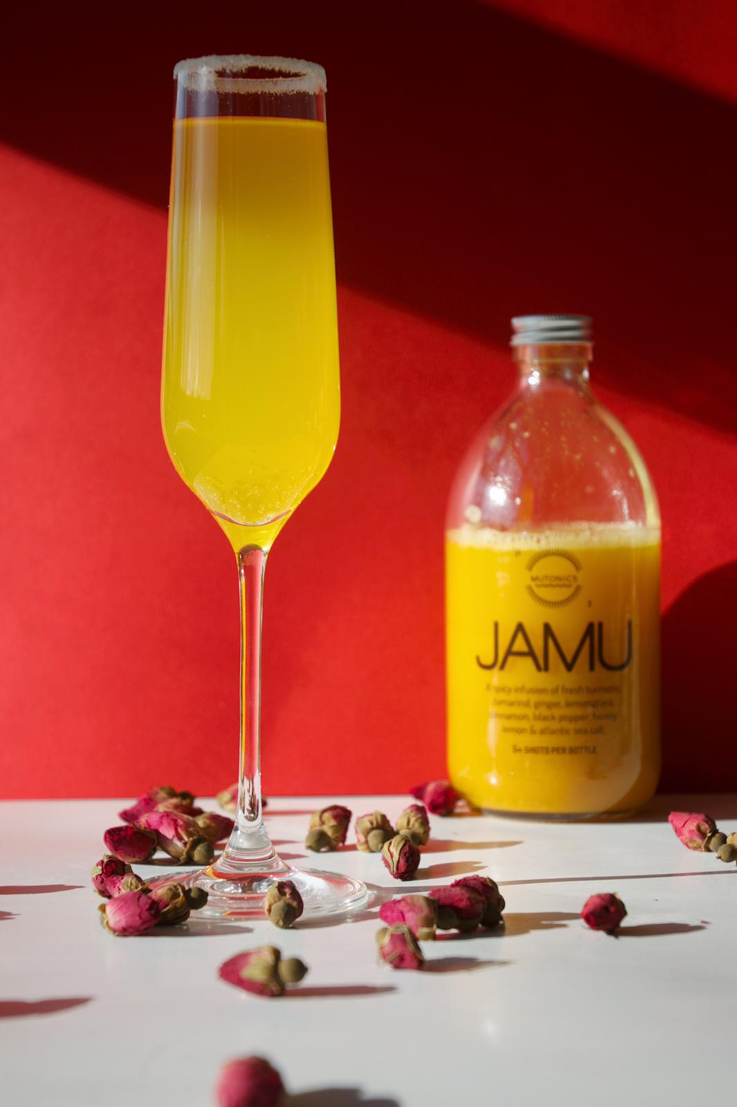 THE JAMUMOSA -