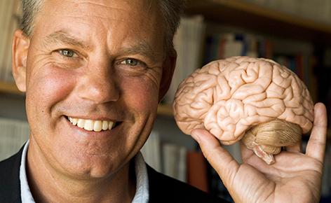 Svenske läkaren, professorn och forskaren Peter Eriksson upptäckte neurogenes 1998.