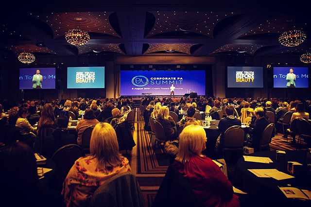 Super fun day at the office. Big thanks to @thinktanksummits for having me on the Aus/NZ PA Summit event series. Beautiful audiences, beautiful team, beautiful everything.