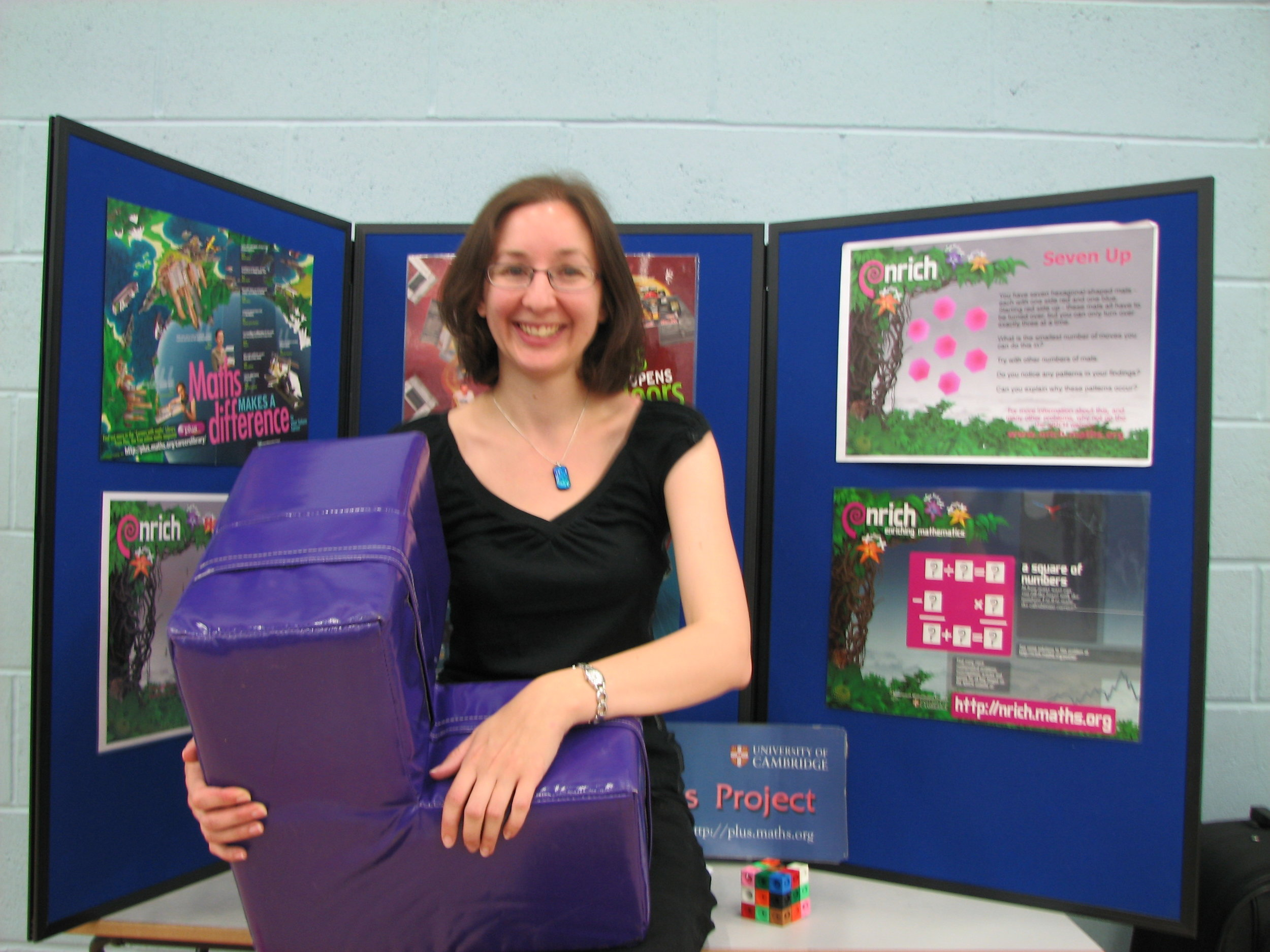 Hands-on Maths Roadshow, University of Cambridge