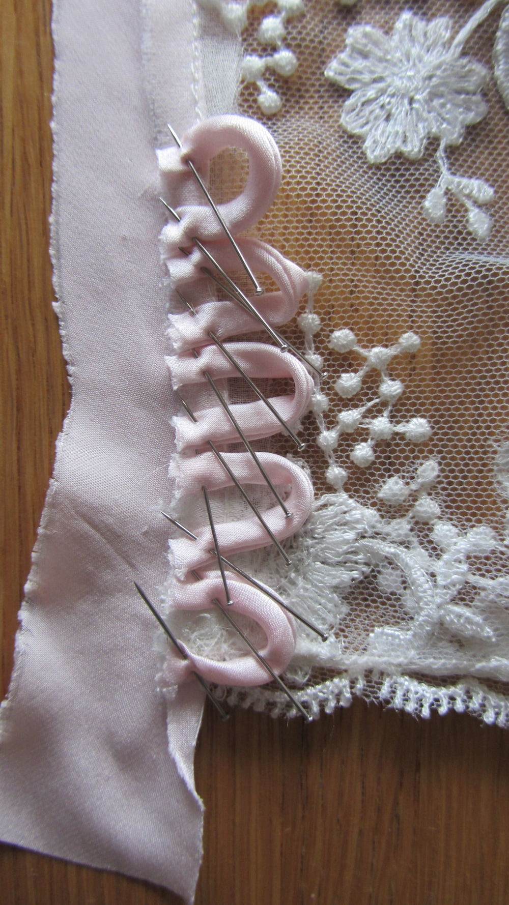 Handmade wedding dress back rouleau loops.jpg