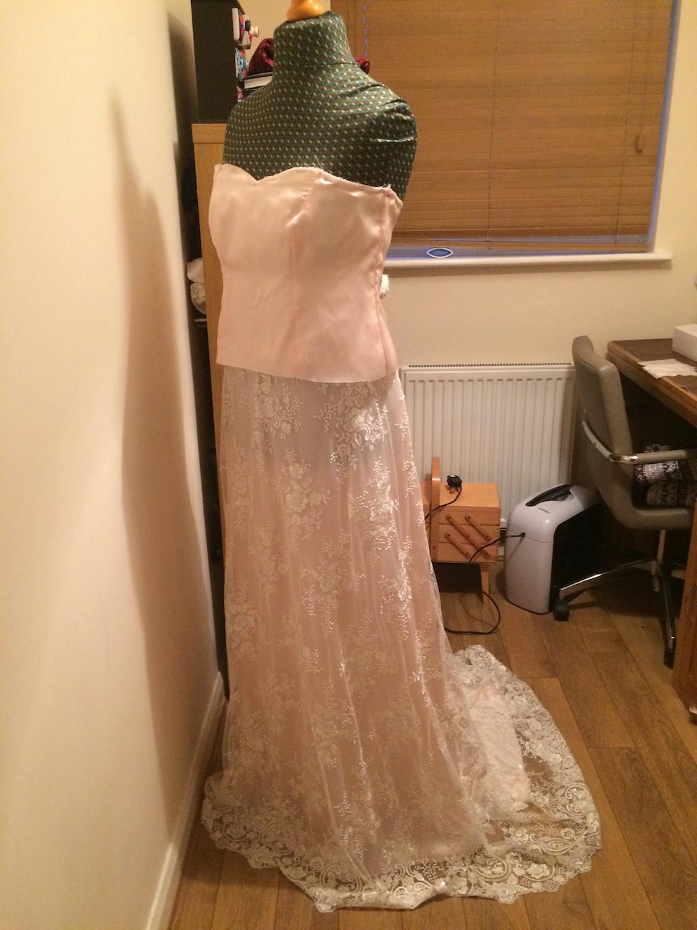 Handmade wedding dress skirt.jpg