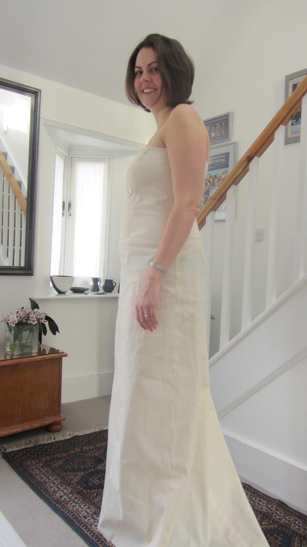 Handmade wedding dress toile.jpg