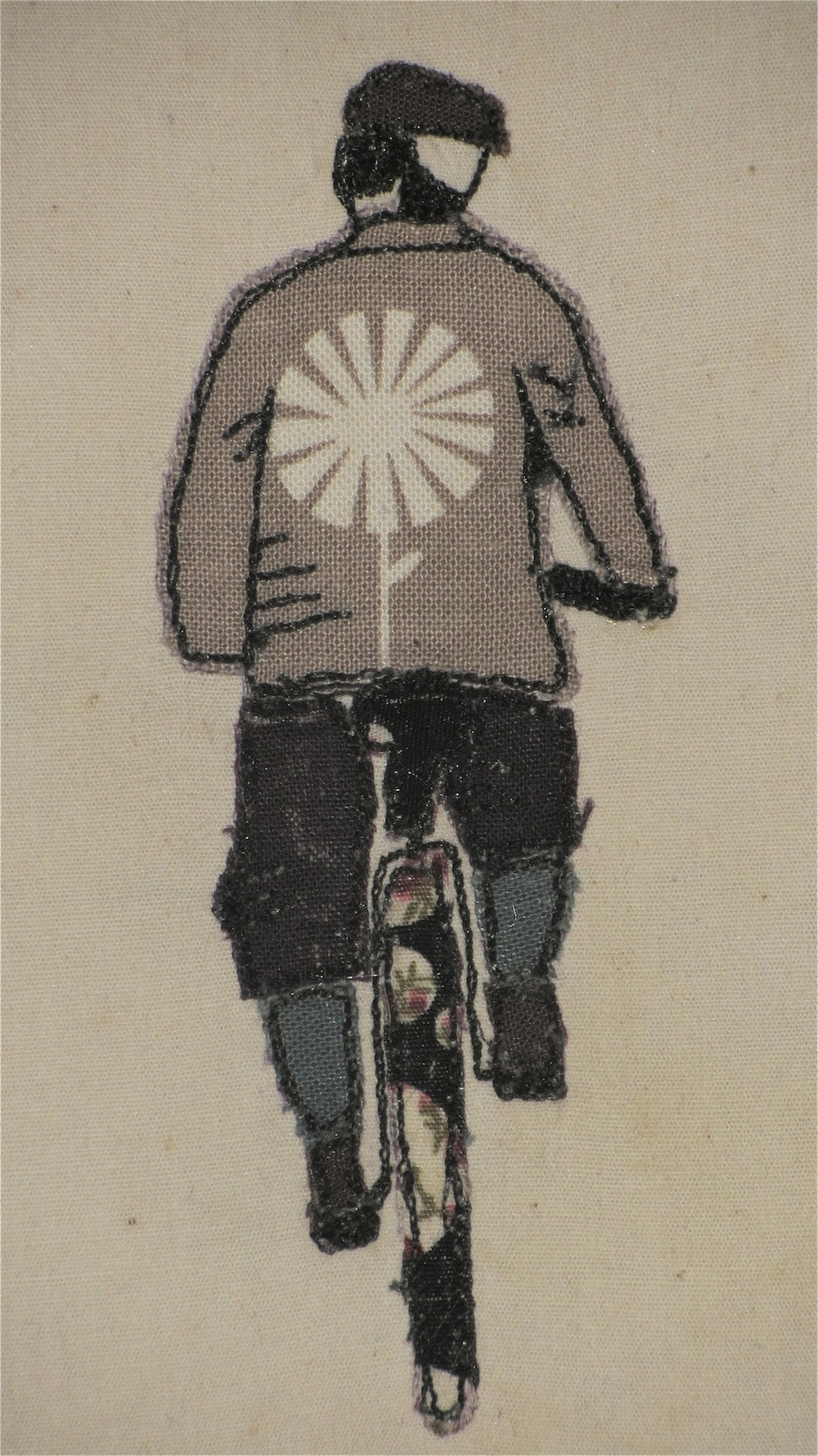 Free Motion Embroidery Cyclist colour.JPG