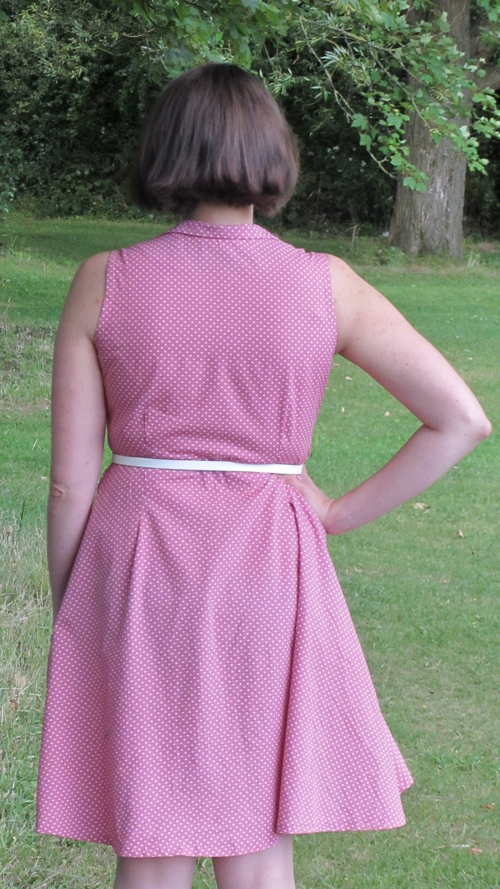 Sew Over It pink Vintage Shirt Dress.jpg
