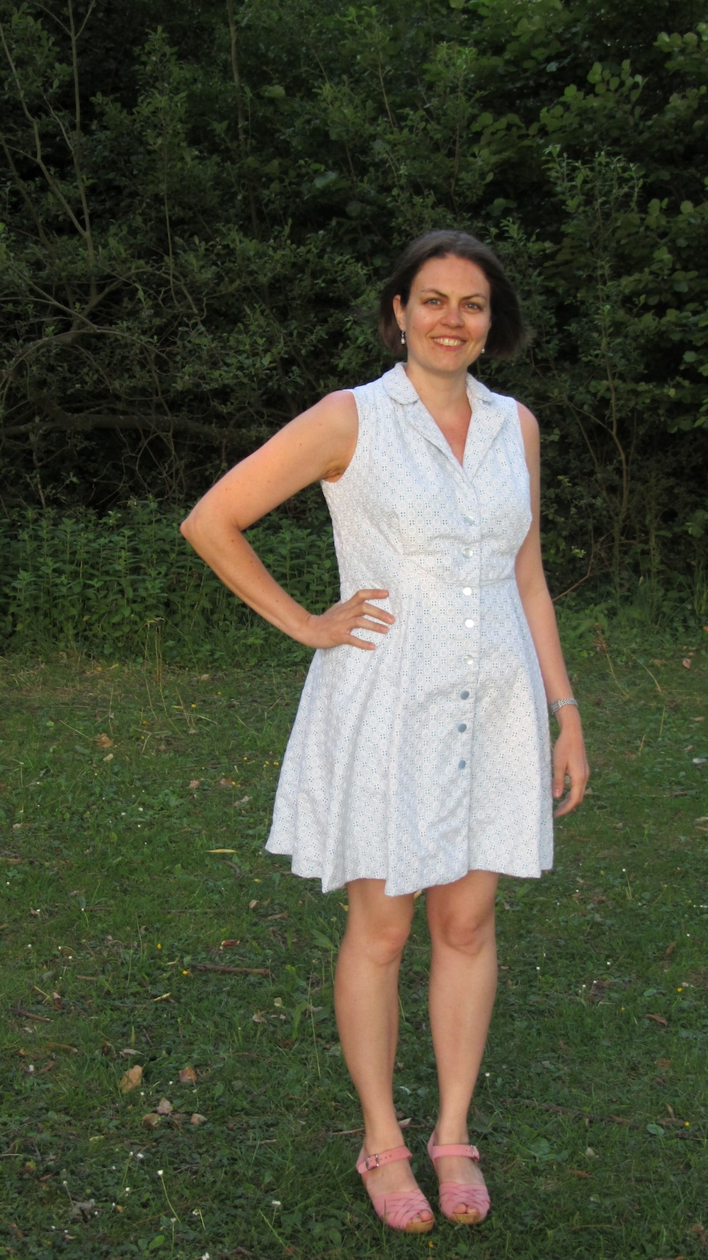 Sew Over It white Vintage Shirt dress.jpg