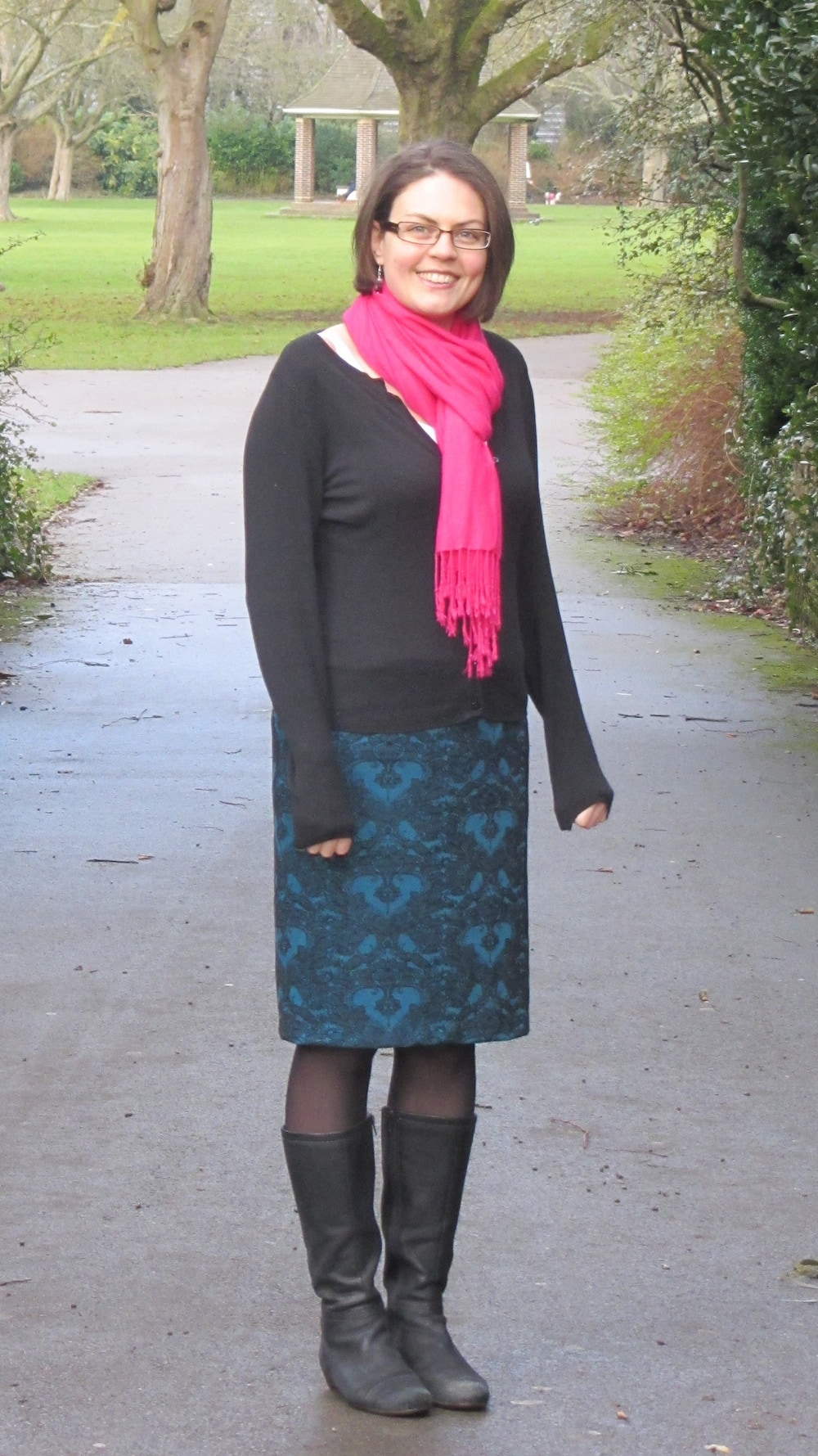 Self drafted pencil skirt 3.jpg