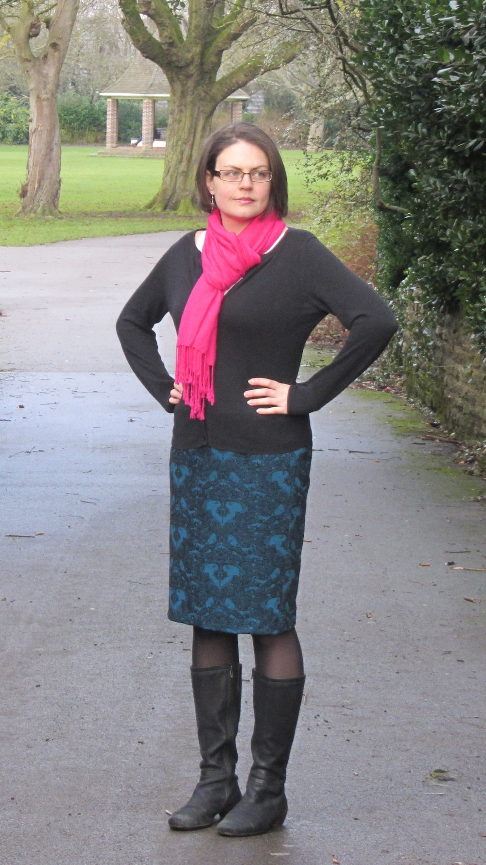 Self drafted pencil skirt 5.jpg