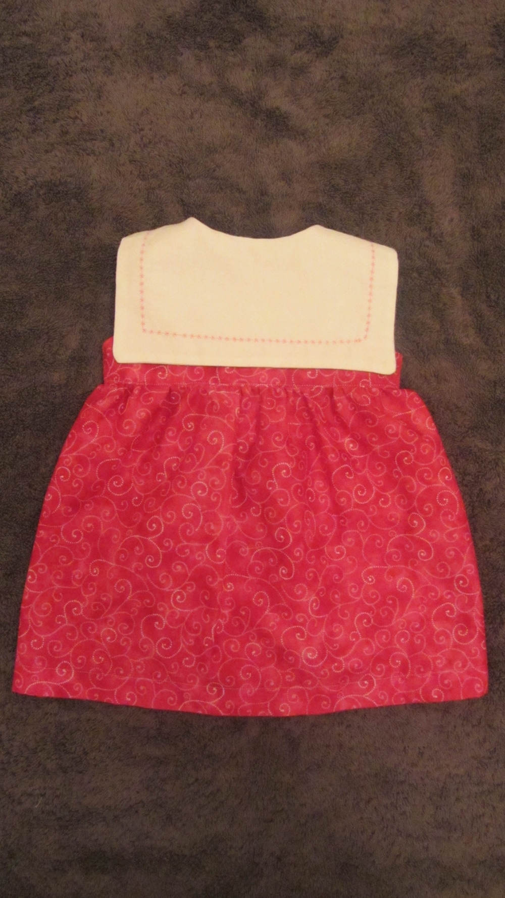 Baby Sailor Pink Dress 3.jpg