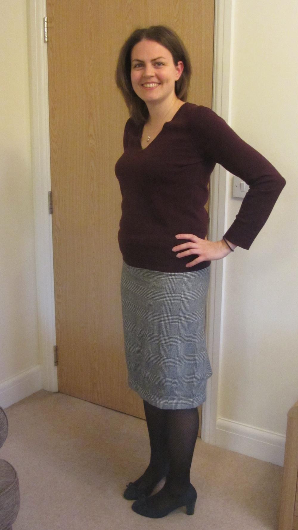 Hot Patterns Deco Vibe Skinny Skirt 2.jpg