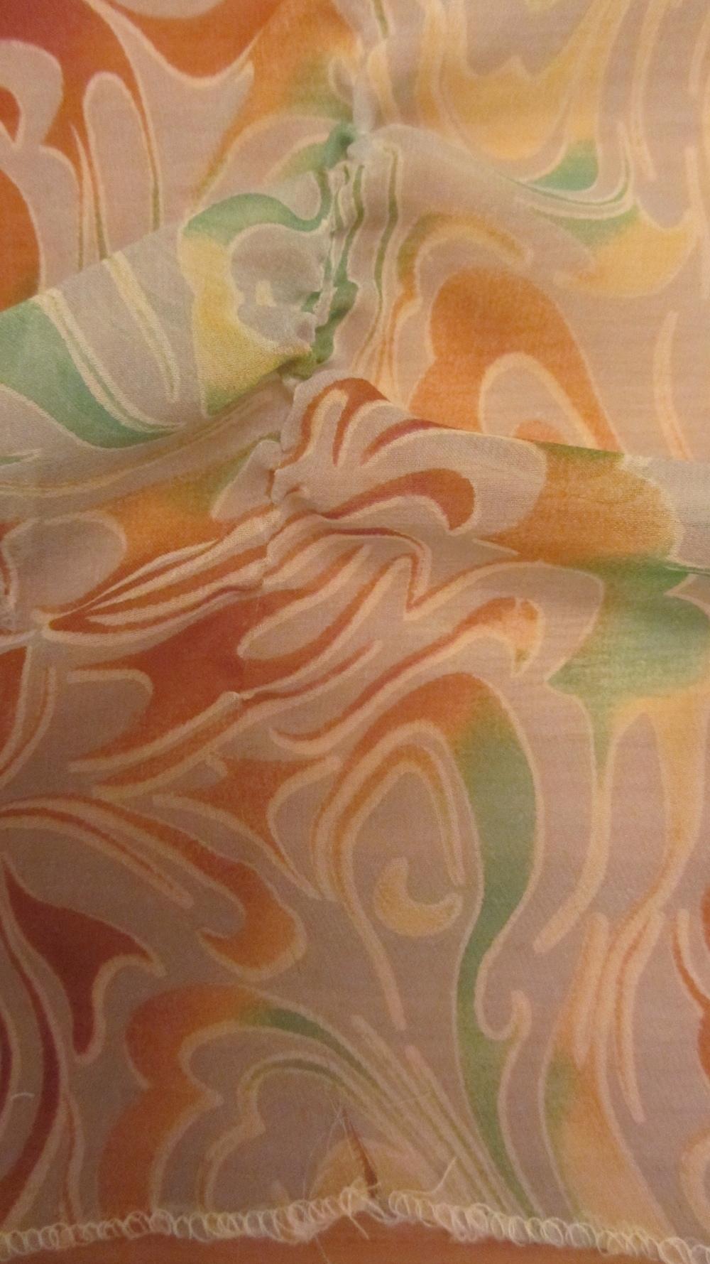 Summer cocktail dress godet 3.jpg