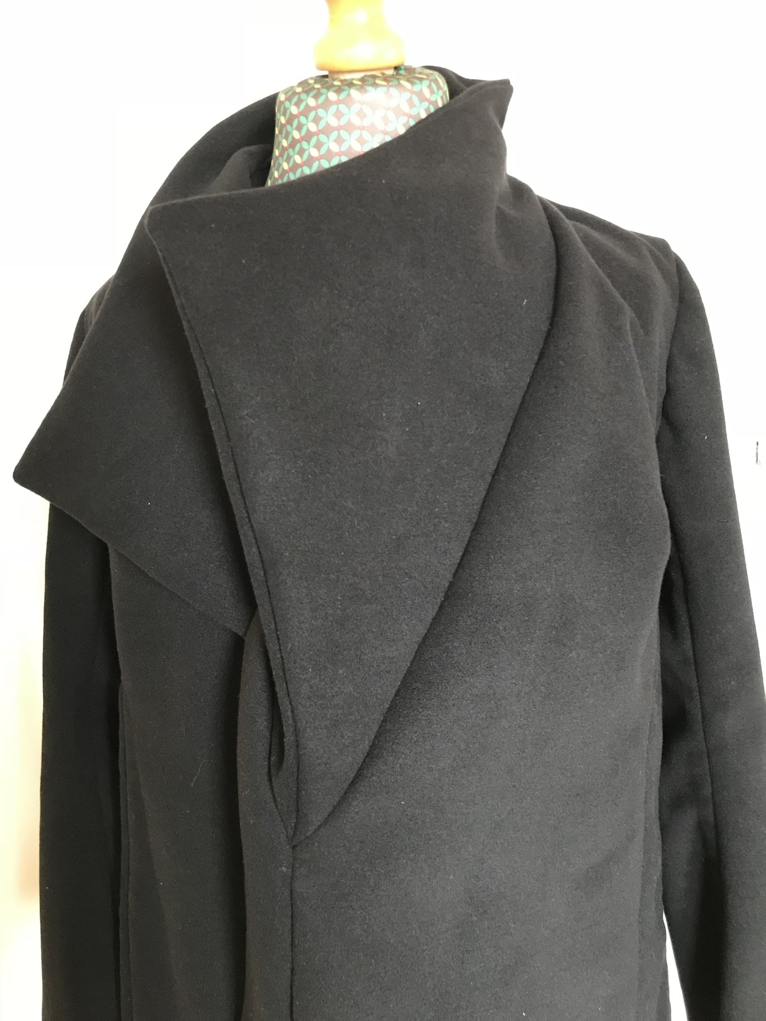 Self drafted coat outer high neckline.jpg