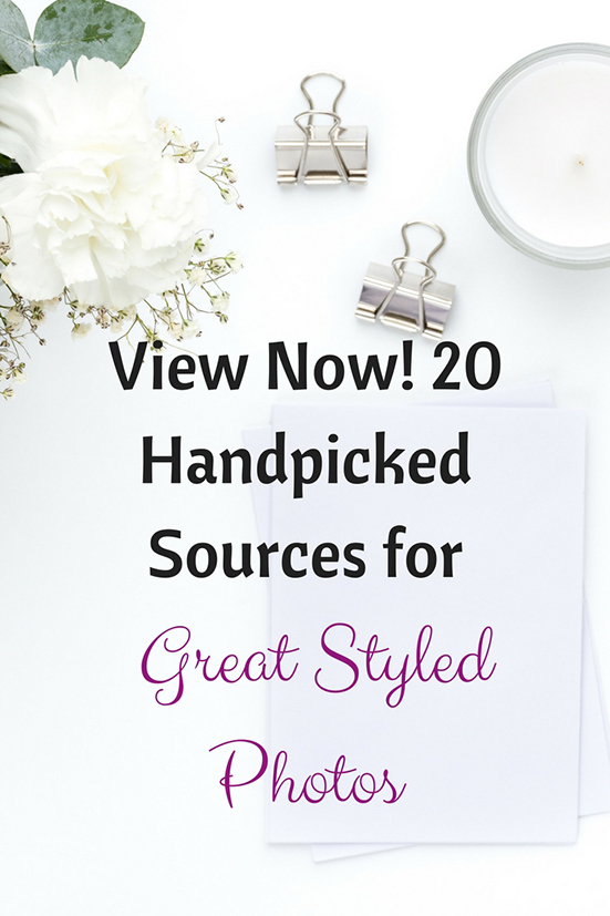 The Best Handpicked Sources for Great Styled Photos
