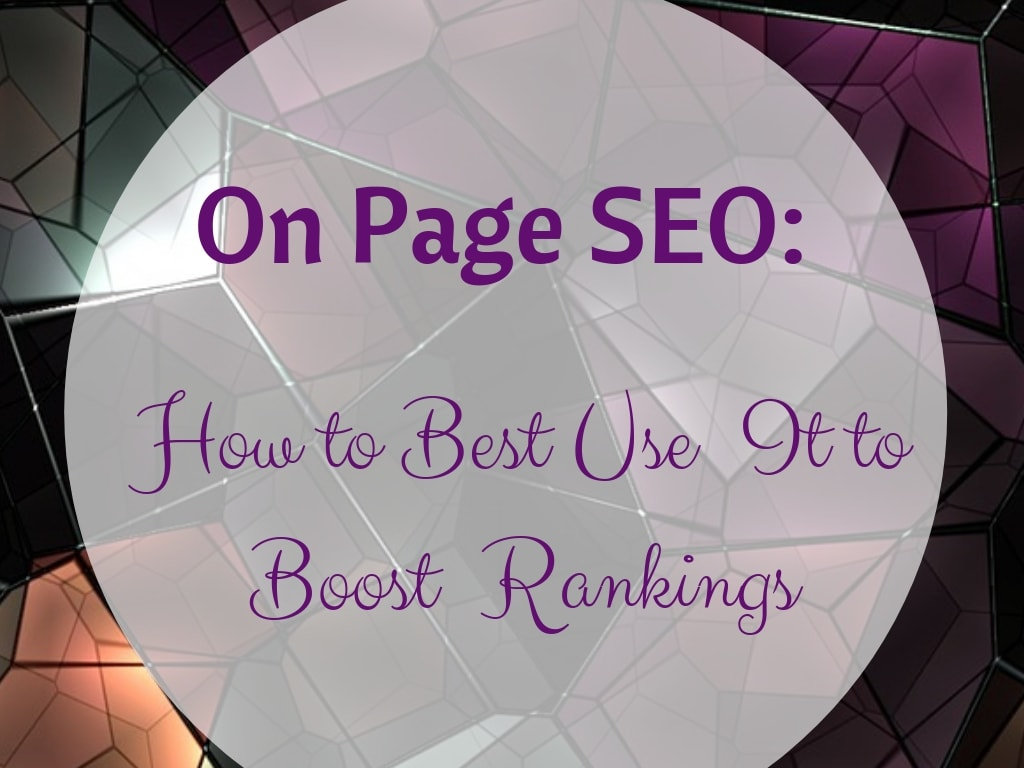 On Page SEO techniques How to Best Use It to Boost Rankings-