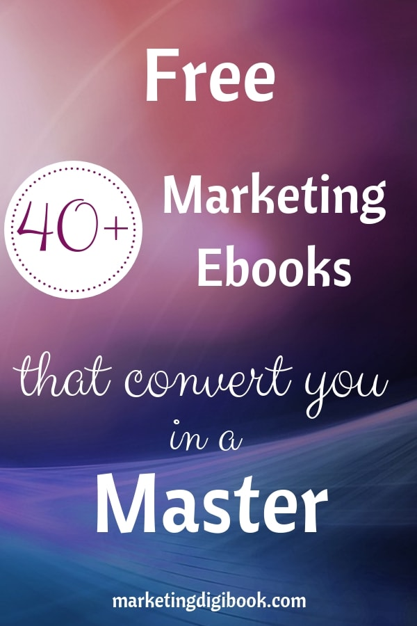40 Marketing Ebooks design marketing ebook social media marketing ebook tips small business money website