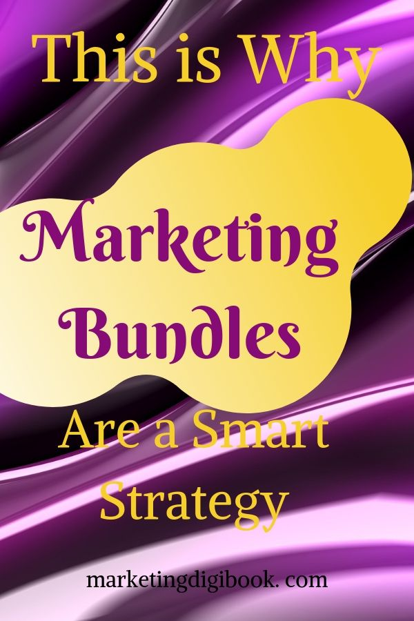Marketing bundles tools and resources