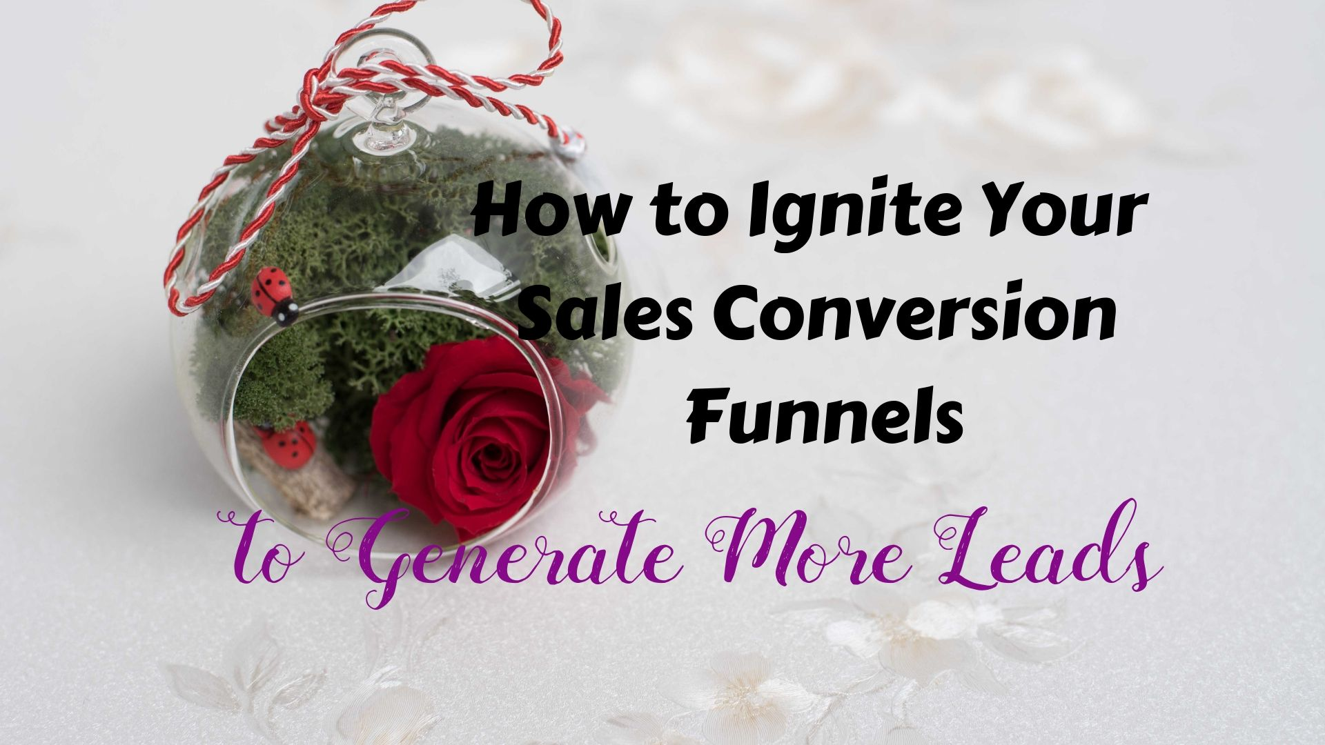 Sales conversion funnels to become a sales guru