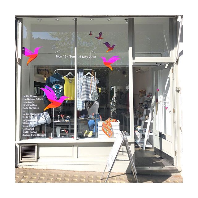 We're open ✨  Find By Scarlett cards and lot's of lovely independent designers at the luxury pop up @aluxestory in Hampstead till the 26th May 💌  42 Rosslyn Hill, NW3 1NH 🌷  @byscarlettstudio @lizzb.uk @marissairwindesigns @illedecocos @the_natural_edition @loisavery @mind_the_bag @madebywave @irisandals @louisevarbergjewellery @floandtilly @longstafflongstaff @gillian_june @nonamulondon